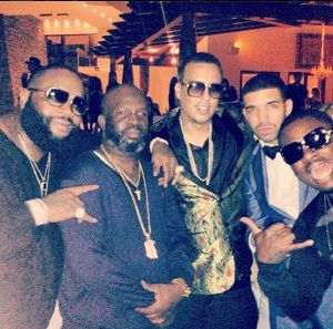 rick ross meek mill french montana drake