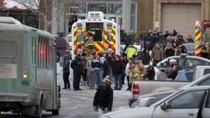 Three Dead At Mall Shooting In Maryland