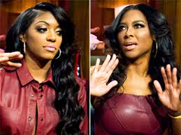 kenya moore porsha williams