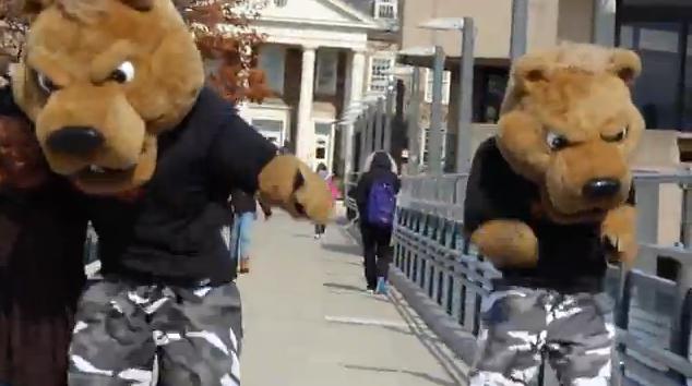 morgan state university happy video