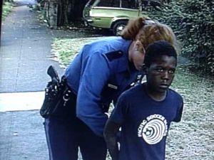 boy arrested