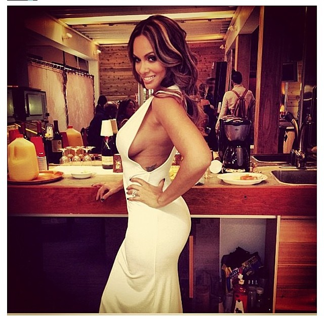 Evelyn Lozada Drops Baby Weight & Shares Weight Loss ...