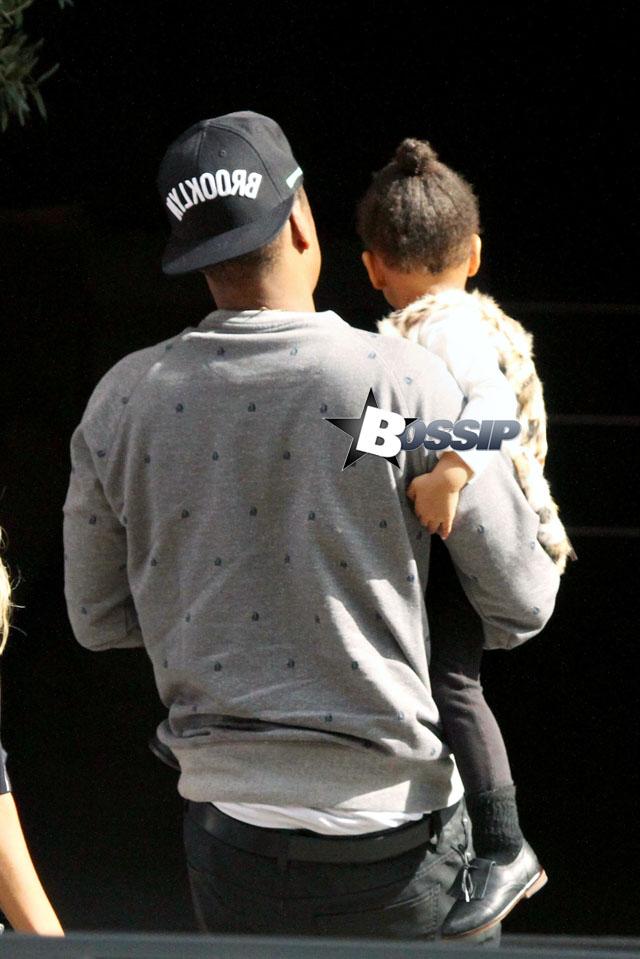 Jay Z Blue Bun Barcelona
