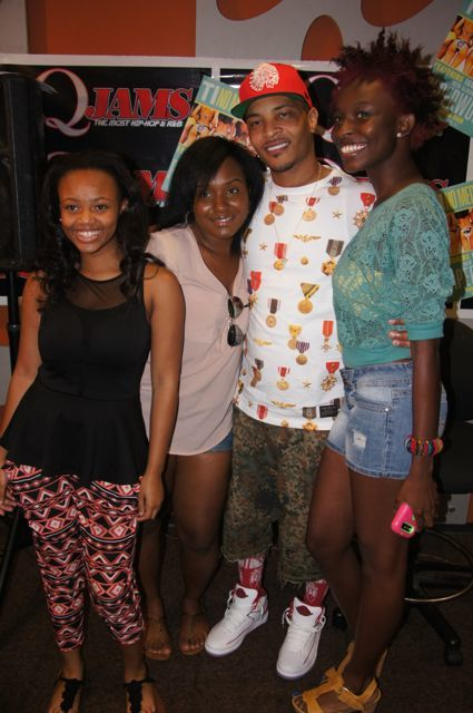 Ti performs no mediocre and fancy live in dmv 92 q ti meet and greet m4hsunfo