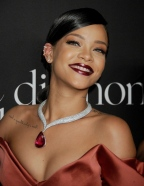 Rihanna's Slays At Her Diamond Ball Benefitting The Clara Lionel