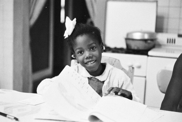 Black History 6 Year Old Ruby Bridges Changes The Face Of