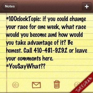 10 oclock topic