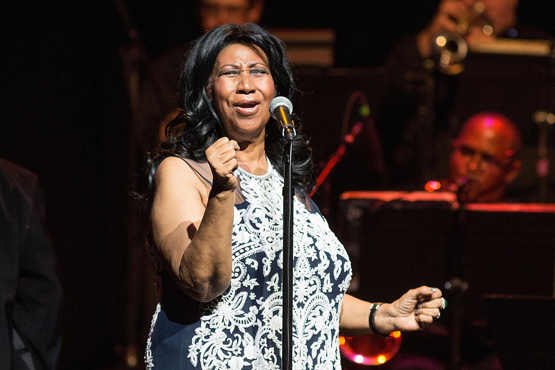 Aretha Franklin In Concert - Austin, TX