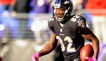 Torrey Smith Baltimore Ravens