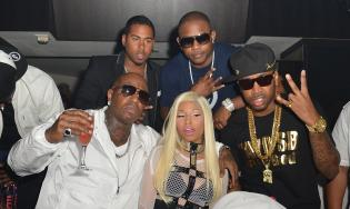 Nicki Minaj Album Release Party At Liv Nightclub