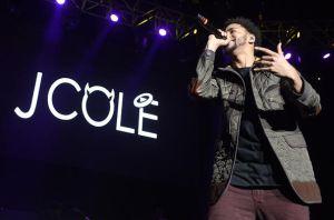 J.Cole Cali Christmas Performance