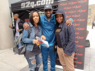 Rickey Smiley Step Show WERQ FM
