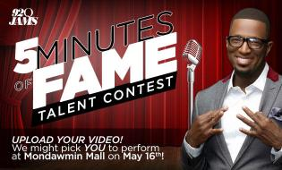 Rickey Smiley's 5 Minutes of Fame