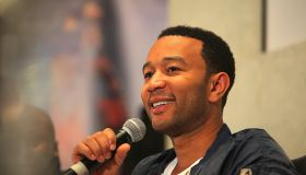 John Legend in South Africa