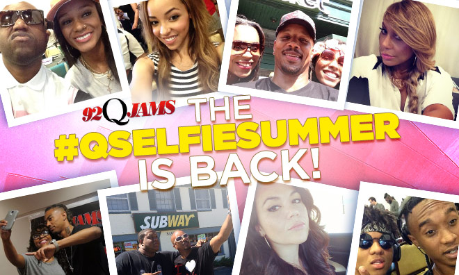 Q Selfie Summer