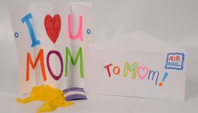 (RM)Mother's Day gifts. Hand made kite. Hyoung Chang, The Denver Post