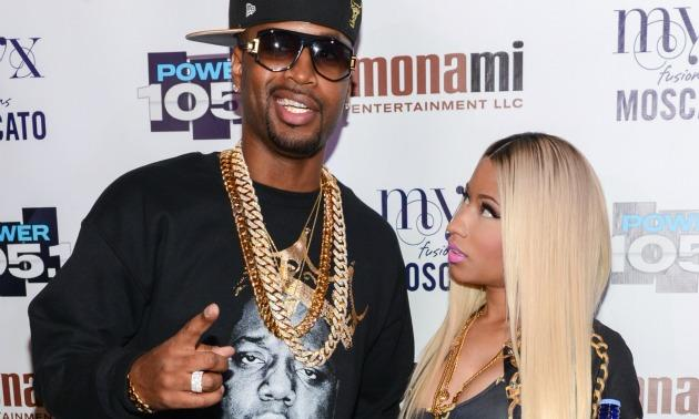 Nicki Minaj & Safaree