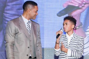 'After Earth' South Korea Premiere