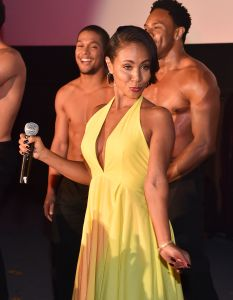 Magic Mike XXL Jada Pinkett-Smith Screening in Atlanta