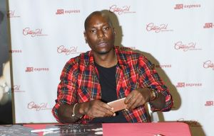 Tyrese Fan Meet And Greet