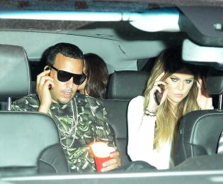 Celebrity Sightings In New York City - June 27, 2014