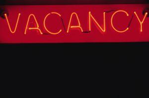 Vacancy in Neon