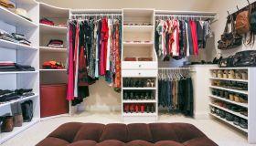 Complete closet