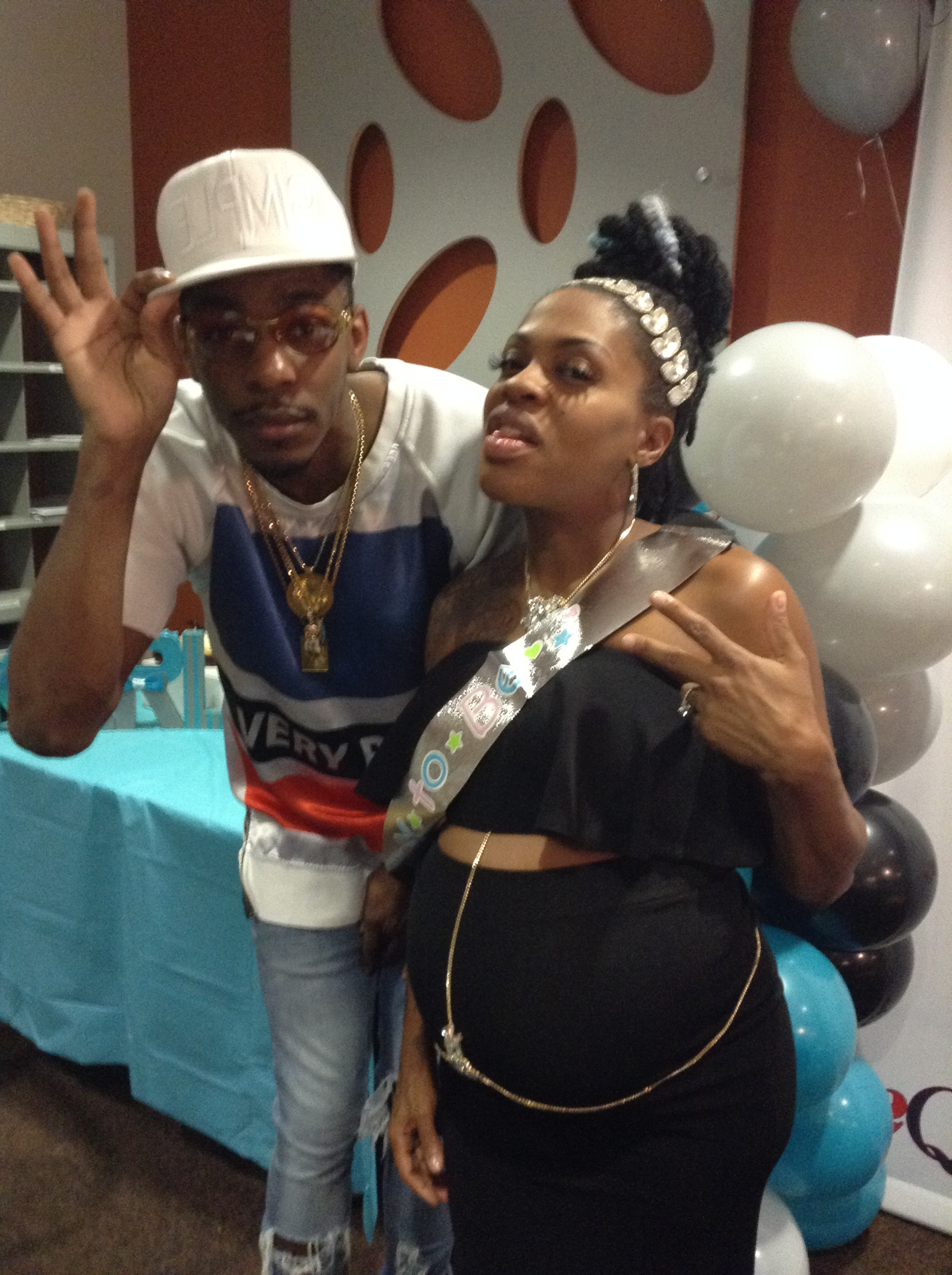 Lil Mo Baby Shower
