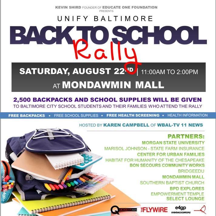 Unify BTS Rally