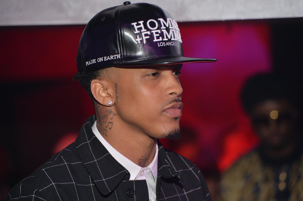 August Alsina Hosts Prive