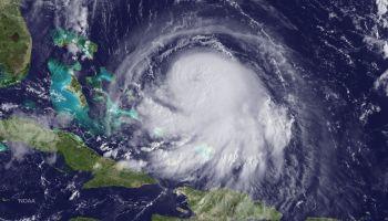 Joaquin Upgraded To Category 1 Hurricane