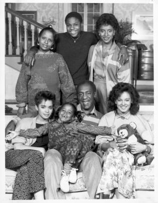 Cosby Show Cast Portrait