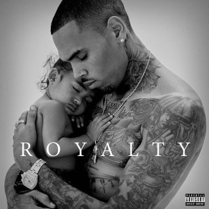 "Chris Brown ""Royalty"" album cover"