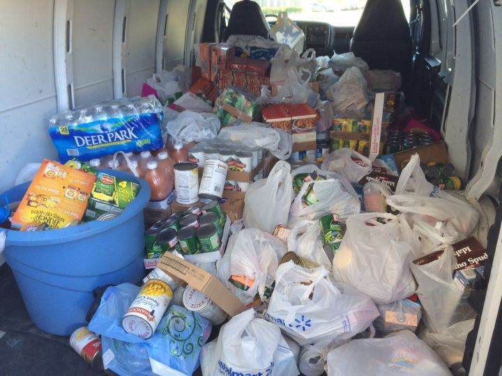Great Thanksgiving Give Back 2015