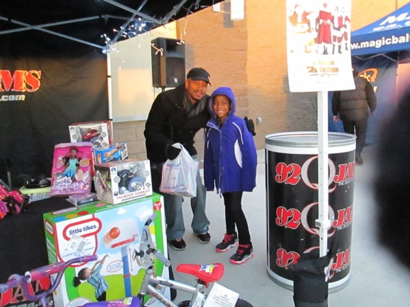 Radio One Baltimore Toy Drive