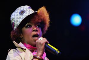 Lauryn Hill In Concert At The Red Rock Casino