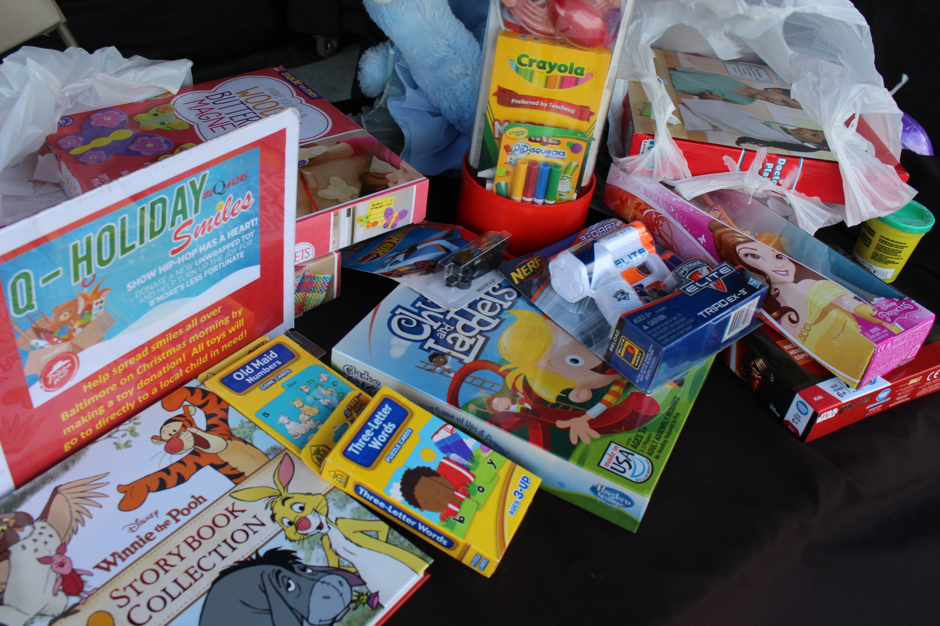 Holiday Smiles Toy Drive 2015