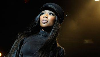 Brandy In Concert - New York, NY