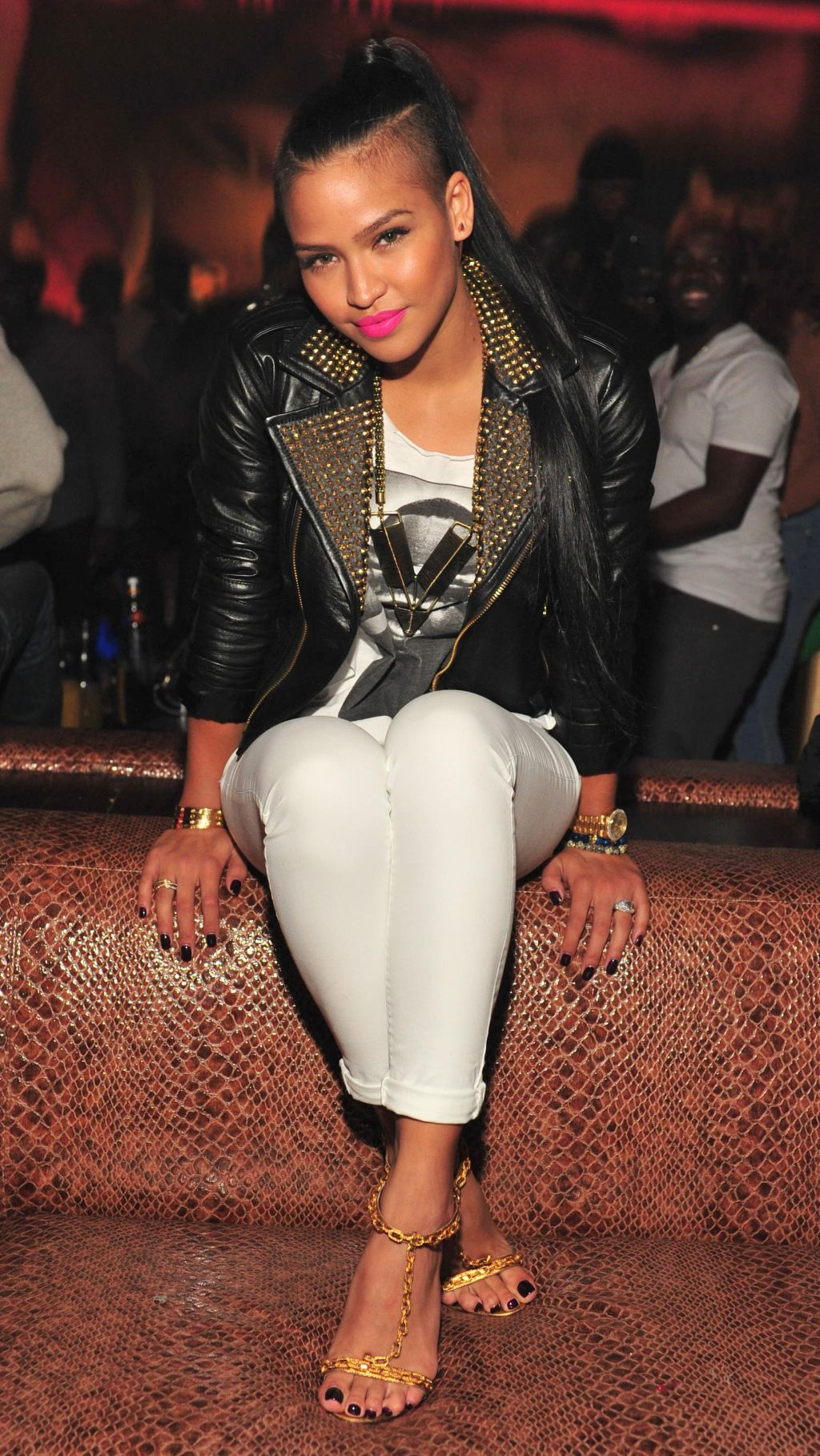 Is Diddy's Ex, Cassie, Pregnant? | 92 Q