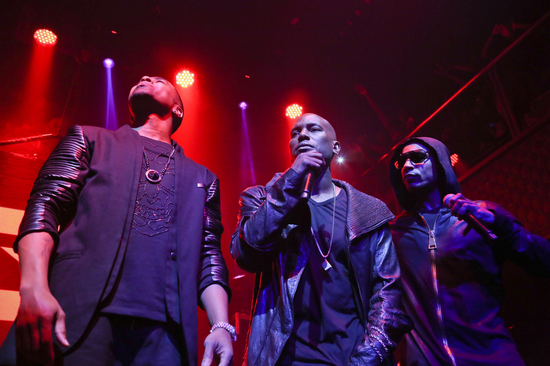 Spotlight Live With Tyrese, Ginuwine, Tank, K. Michelle & Sevyn Streeter