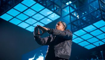 Jay Z Performs At The NIA, Birmingham