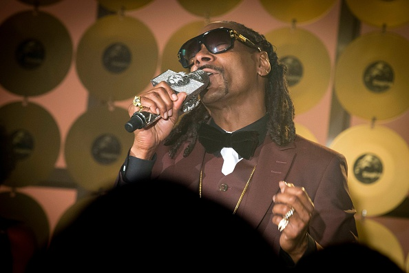 Snoop Dogg on Empire