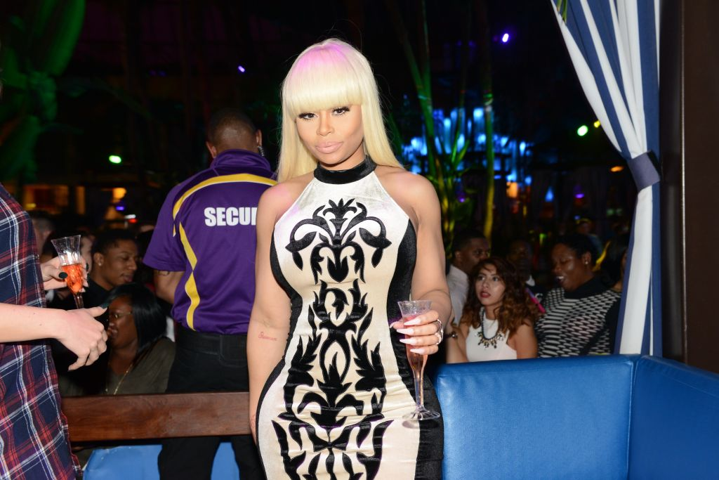 Blac Chyna hosted at The Pool After Dark