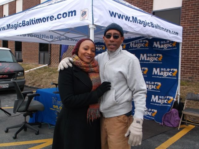 Radio One Coat Drive
