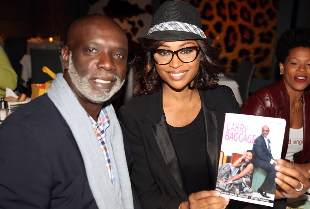 Book Launch For 'Carry-On Baggage: Our Nonstop Flight' By Cynthia Bailey And Peter Thomas