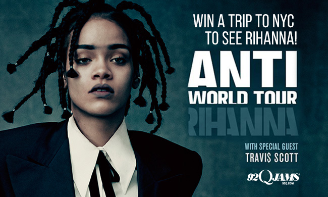 Rihanna in NYC Contest