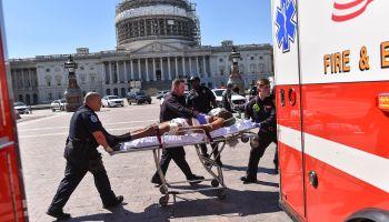 Shooter at U.S. Capitol Complex