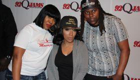 K. Michelle - Baltimore Meet & Greet