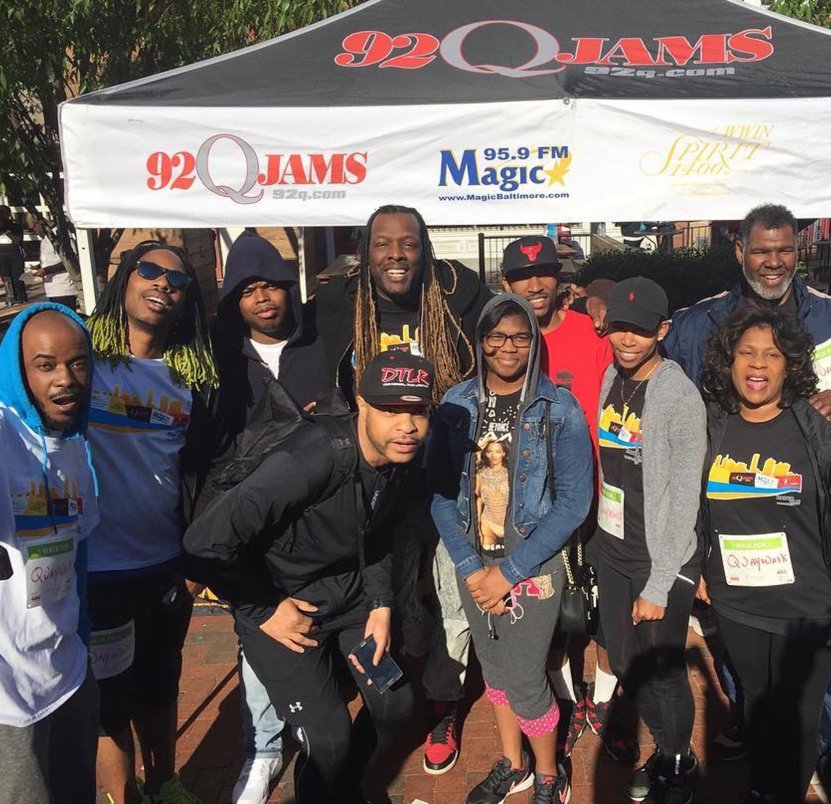 Walk MS: Baltimore City 2016