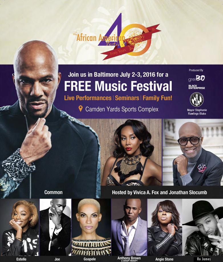 afram african american heritage festival